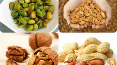 You can eat nut to reduce weight