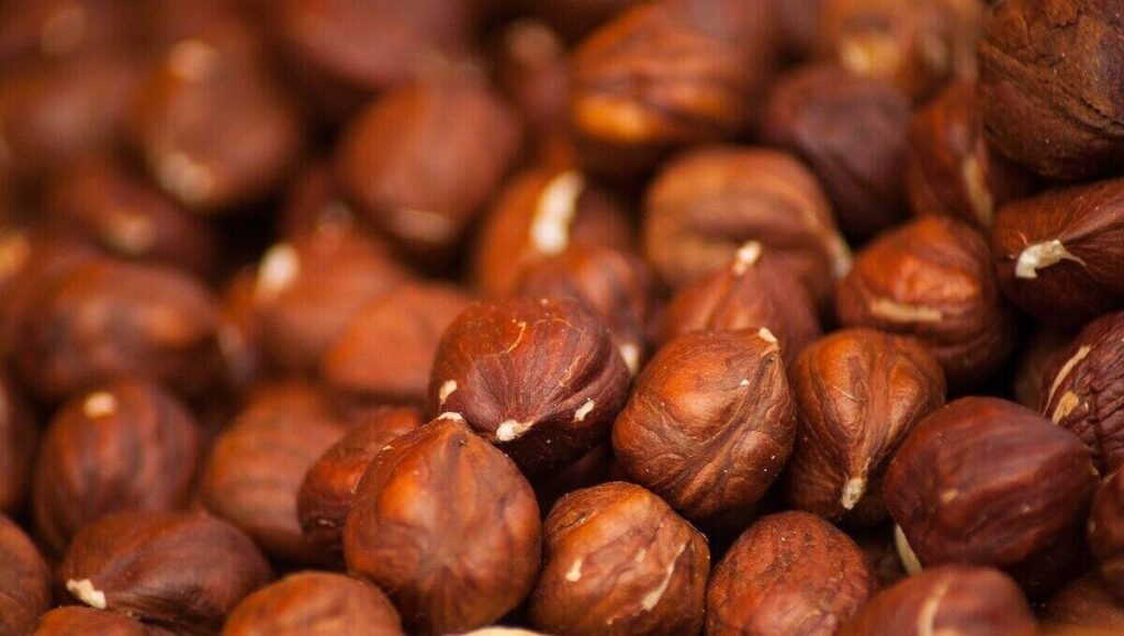 Hazelnuts benefits